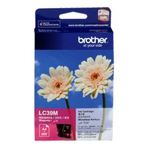 Brother LC-39 Magenta Inkjet Cartridge - GENUINE
