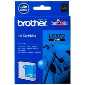 Brother LC-57C Inkjet Cartridge - GENUINE