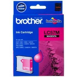 Brother LC-57M Inkjet Cartridge - GENUINE