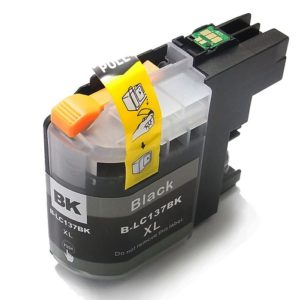 Compatible Brother LC137XLBK Ink Cartridge