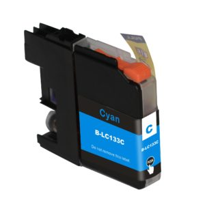 Compatible Brother LC133C Ink Cartridge