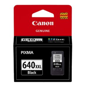 Canon PG640XXL Black Ink Cartridge - 600 pages