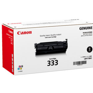 Canon CART-333 Black Toner Cartridge - 10,000 pages