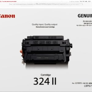 Canon CART-324 Toner Cartridge - 12,500 pages