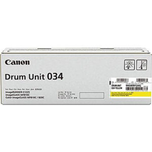 Canon CART034 Yellow Drum