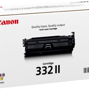 Canon CART332 Black HY Toner Cartridge - 12,000 pages