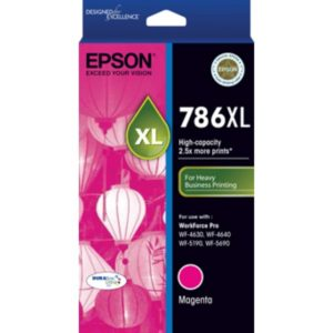 Epson 786XL Magenta Ink Cartridge -