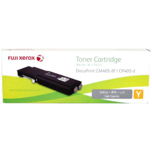 Fuji Xerox CT202036 YellowToner - 11,000 pages
