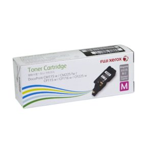Fuji Xerox CT202269 Magenta Toner Cartridge - 700 pages