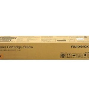 Fuji Xerox CT202355 Yellow Toner Cartridge - 11,000 pages