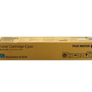 Fuji Xerox CT202247 Cyan Toner Cartridge - 3,000 pages