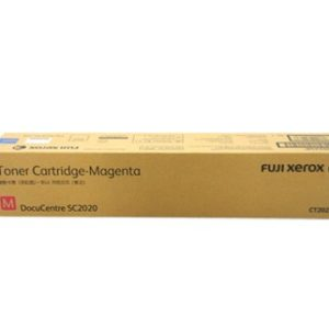Fuji Xerox CT202248 Magenta Toner Cartridge - 3,000 pages