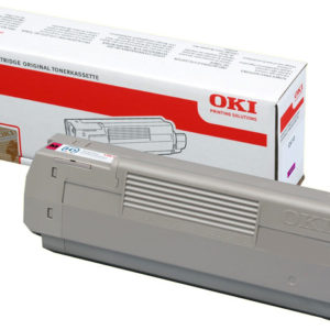 Oki C833N Cyan Drum Unit - 30,000 pages