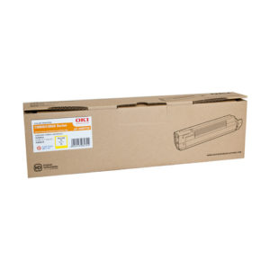 Oki MC853 Yellow Toner - 7,300 pages